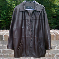 Women's - Leather Elements - Size 1X - 100% leather Jacket