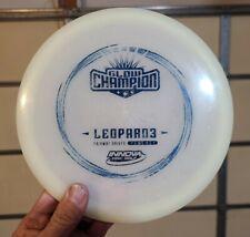 INNOVA GLOW CHAMPION LEOPARD 3 171 GRAMS DISC GOLF
