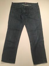 7/Seven for all Mankind Roxanne skinny crop jeans for women, size 29 (US 8)