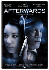 Afterwards: Fear The Messenger (Widescreen Dvd) ~ Evangeline Lilly Like New