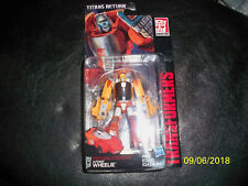 Transformers Generations legends Wheelie misb