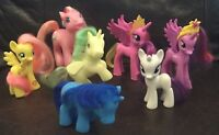 My Little Pony Lot Of 7 Pre Owned.