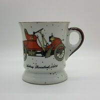 Vintage Autocar Runabout 1902 Cup Mug