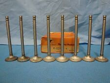 1959 Pontiac 389 GMC 336 Exhaust Valve Set 8 Bonneville Star Chief GM 532541 OEM
