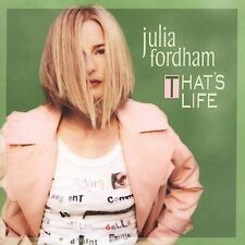 FREE US SHIP. on ANY 3+ CDs! ~Used,Very Good CD Julia Fordham: That's Life