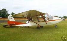 Quad City Challenger II  Airplane Wood Model Free Shipping Regular