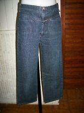 Pantalon court pantacourt Jeans stretch MARITHE ET FRANCOIS GIRBAUD 34 w26 A28