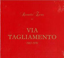 Zero Renato - Via Tagliamento 1965-1970 - 2 CD Nuovo Sigillato
