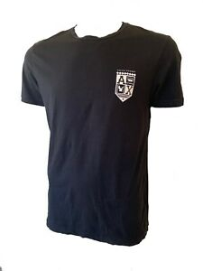 Armani Exchange Mens Black Cotton Tee Shirt Size XXL