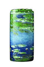 Silhouette d'art Vase -Water Lillies - Monet