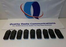 Lot Of 9 Motorola Trbo Xpr6550 450 512 Mhz Uhf Two Way Radios Aah55tdh9la1an
