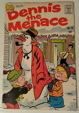 DENNIS THE MENACE #70 - FAWCETT - JAN. 1964