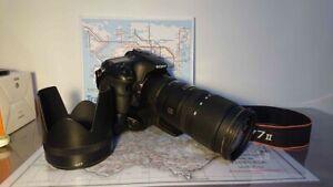Sigma 70-200mm F2.8 APO EX DG HSM OS (2010, Sony A-mount)