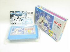 ASO SFX-AO SNK Shooting Item ref/bcb Famicom Nintendo Japan Boxed Game fc
