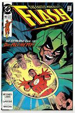 FLASH  # 40 - (2nd series) DC Comics 1990 (vf-) Dr. Alchemy