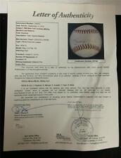 "RARE '68 NYY Team Signed ""REACH"" Baseball! MANTLE, FORD (20+ SIGS) JSA LOA!"