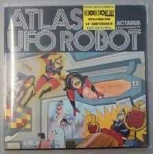 O.S.T. ATLAS UFO ROBOT VINILE LP COLORATO E NUMERATO RECORD STORE DAY 2018