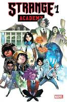 Strange Academy #1 (2020 Marvel Comics) First Print Ramos Cover