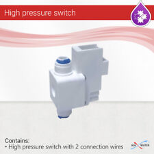 Reverse Osmosis Quick connect type High pressure switch with 2 connection wires