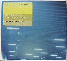 EIVIND AARSET'S ELECTRONIQUE NOIRE - Light extracts - CD 2001 SEALED SIGILLATO