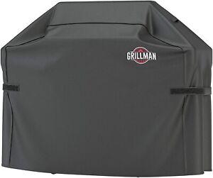 Grillman Premium BBQ Grill, Heavy-Duty Barbecue Cover (58 inch)