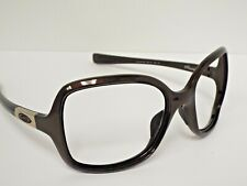 Authentic Oakley OO9192-08 Obsessed Chocolate Sin Sunglasses Frame $220