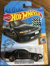 X2 Varient Hot wheels 2020 Super Treasure Hunt STH /> /'17 Nissan Skyline R35 GTR