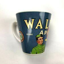 """SAKURA Tabel Trendz Vintage Labels Waldorf Apples Mug 4"""""""