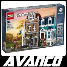 LEGO Creator Bookshop 10270 Books Store Townhouse Shop Modular NEW SEALED