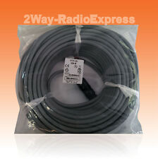 Yaesu 40M-WP Original Rotator Cable, 40 Meters, with connectors, ready to use!