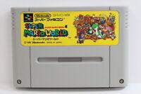 Super Mario World Bros 4 SFC Nintendo Super Famicom SNES Japan Import I5931 B