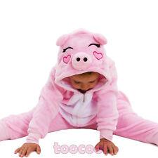 Pijama niños UNICORNIO ELEFANTE una pieza piel sintética kugurumi nuevo L1721