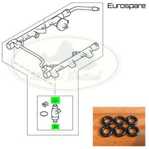 LAND ROVER FUEL INJECTOR O RING x6 FREELANDER V6 2.5L MKD000010L EURO