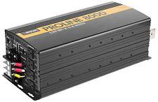 8000-Watt DC AC Power Inverter Heavy Duty Converter Outlet Plug Battery Charger