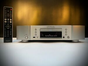 MARANTZ SA-8003 SUPER AUDIO CD Player with Remote SACD No Reserve