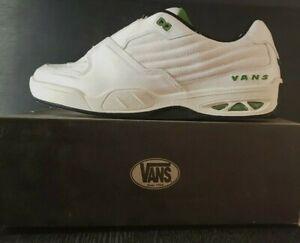 white black true green VANS chet  Prelima Skate vintage  vans size 12 men