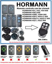 HORMANN HS, HSE, HSM, HSP, HSD, HSZ Remote Control Duplicator 868.35MHz.