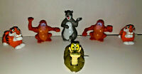 Disney Jungle Book McDonalds Happy Meal Windup Toys Complete Set of 4 1990 Plus