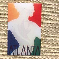Bilingual pin from 1996 Centennial Olympic Games in Atlanta