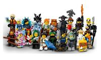 LEGO  NINJAGO SERIES MINIFIGURES ... CHOOSE YOUR FIGURE