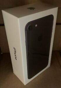 NEW Apple iPhone 7 - 32GB - Black - (Simple Mobile) Factory Sealed A1660
