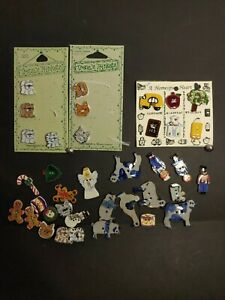 Lot Of 30+ Ceramic Buttons