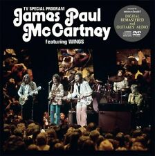 Paul Mccartney / James Paul McCartney Show / 1CD+1DVD / Sealed!