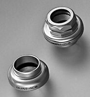 "Shimano Dura Ace HP-7410 Headset Threaded 1"" - Silver"