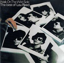 LOU REED : WALK ON THE WILD SIDE - THE BEST OF LOU REED / CD (RCA ND83753)