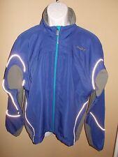 NEW Swix mens training running rain wind shell light jacket coat XL extra large