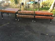 (3) Used Commercial Slant Top Grocery,Bakery,Produce Display Tables/Pickup Only!