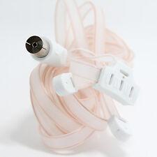 FM Dipole Indoor Antenna, HD Radio Female Pal Connector, Fits Marantz, Yamaha