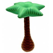 1 Stück Aufpustbare Aufblasbare Palme Dekopalme Deko 70 cm hoch Partydeko Hawaii