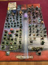 Dreamblade miniatures Lot w/ Mat
